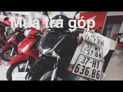 HMT - Mua Xe Trả Góp Honda Sh 125i Cbs Và Cái Kết || Honda Doanh Thu - HDT