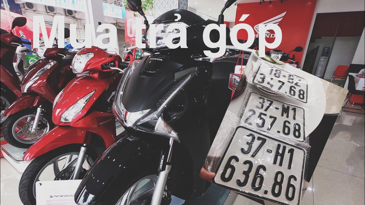 HMT – Mua xe trả góp Honda Sh 125i cbs và cái kết || Honda Doanh Thu – HDT
