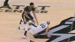 Pelicans Owner Passes Away, Kawhi's Return Delayed, Davis Fouls Out! 2017-18 Season