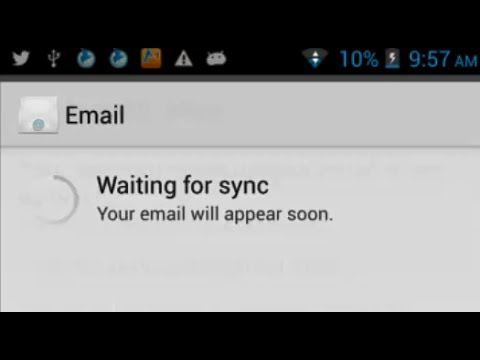 SMTP/ IMAP Server settings for gmail to configure, sync emails on android mobile