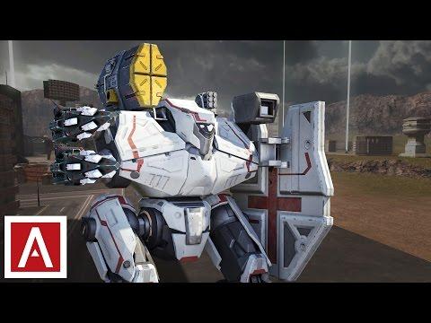 Galahad Orkan/Aphids - War Robots Gameplay