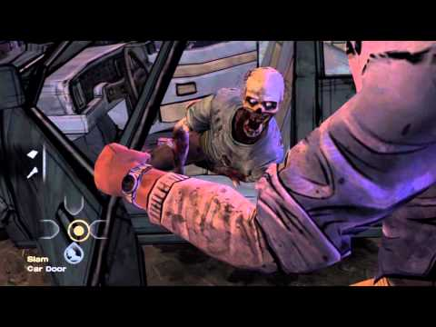 The Walking Dead - All Death Scenes and Zombie Kills Episode 3 HD