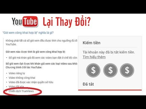 🔴 Hướng Dẫn Quản Lý Kênh YouTube Bật Kiếm Tiền 2019