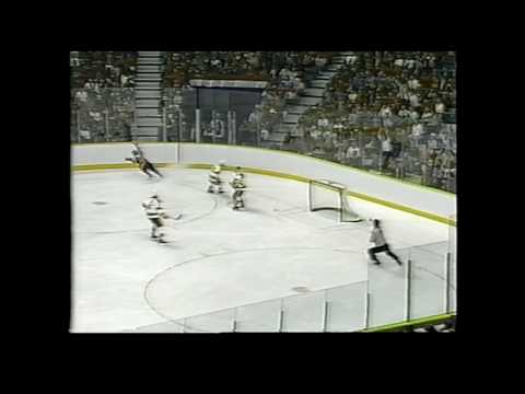 Wayne Gretzky OT winner from Game 2 of 1988 Smythe final vs. Flames