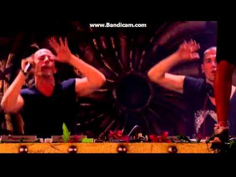 Calvin Harris C.U.B.A-Tomorrowland 2014 (Dimitri Vegas&Like Mike)