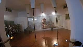 Download Video Radioactive- Assolo Jessica Saggio 2017 A.s.d Che Grinta Pole Dance School MP3 3GP MP4