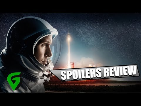 First Man Review : GeekVerse Podcast