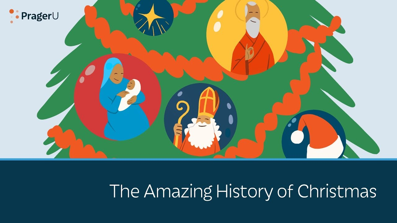 The Amazing History of Christmas - PragerU
