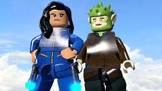АГЕНТЫ ЩИТ в LEGO Marvel's Avengers (DLC)