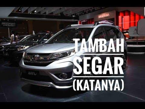 New Honda Br V Prestige Cvt 2018 Iims 2018