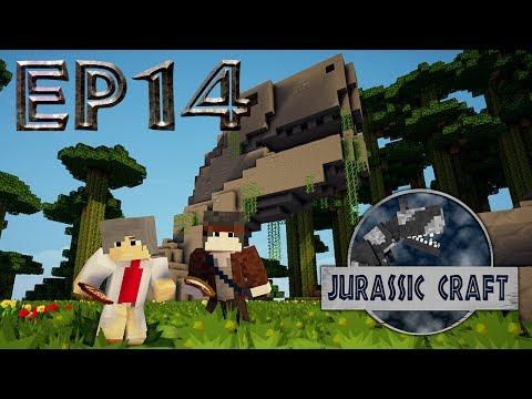 SE02EP14 Jurassic Craft - De nouveaux venus.