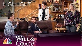 Will & Grace - Karen Drops a Truth Bomb (Episode Highlight)