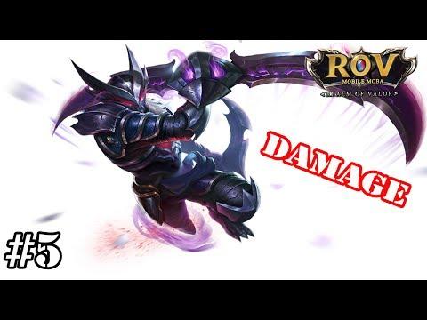 ROV - Nakroth นักฆ่าหัวใจSupport  [MVP]