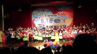 Qdees Taman Melawati 2013 Concert - Closing