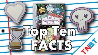 Top 10 Star & Marco's Guide To Mastering Every Dimension Book Facts! | TNBT