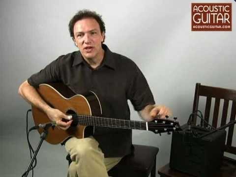 Acoustic Guitar Review - Breedlove C25/CR Herringbone