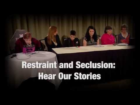 Restraint and Seclusion: Hear Our Stories (no captions)