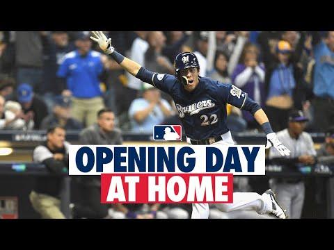 2018 NLDS Game 1 - Rockies Vs. Brewers | #OpeningDayAtHome