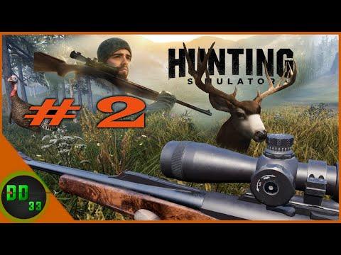 Hunting The Elusive Mule Deer! Hunting Simulator EP 2 |