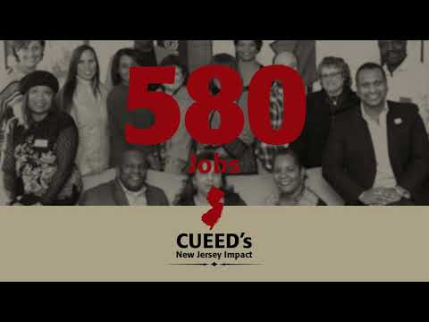 10 Years: CUEED's Economic Impact on New Jersey