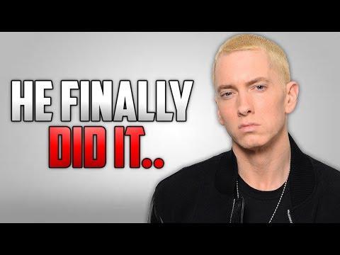 Eminem Finally Responds To MGK On KILLSHOT..