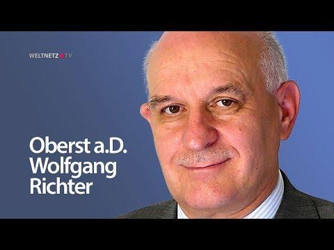 Wolfgang Richter: Meinst Du die Russen wollen Krieg?