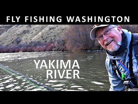 Fly Fishing Washington State Yakima River December Trailer For Amazon Video