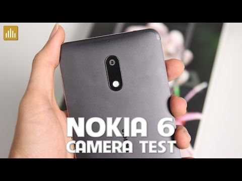 Đánh giá camera Nokia 6 : lưu ảnh chậm, phần mềm thiếu thốn, có thể chỉnh tay