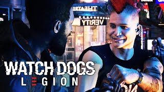 Watch Dogs Legion - Official Gameplay Overview Trailer