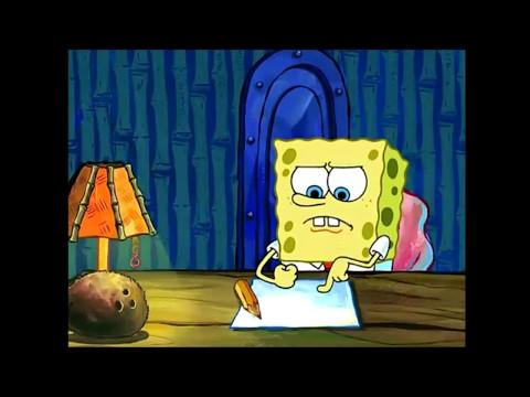 Break Time - Spongebob Squarepants
