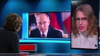 Ксения Собчак на CNN: Россия больше, чем Путин