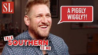 Celebrity Chef Curtis Stone Learns What A Piggly Wiggly Is | Talk Southern to Me