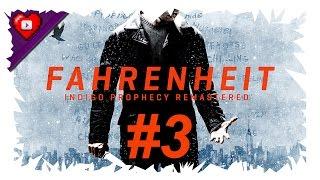 Fahrenheit: Indigo Prophecy Remastered (PC) Gameplay #3   Sleep Is For The Weak!   Carla & Tyler