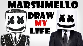 draw my life   marshmello