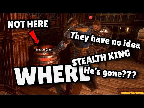 THEY'LL NEVER FIND ME (Styx: Shards of Darkness) |