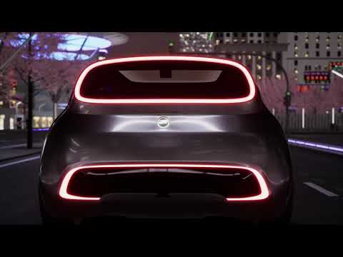 Grupo Antolín Virtual Concept Car 2021