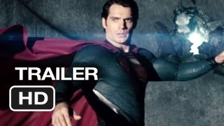 Man of Steel Official Trailer - Fate Of Your Planet (2013) - Russell Crowe, Henry Cavill Movie HD