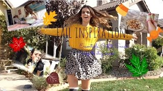 Fall Inspiration   Essentials, Outfit, Snack + ways to stay warm! Thumbnail