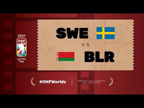 Highlights: SWEDEN vs BELARUS | 2021 #IIHFWorlds