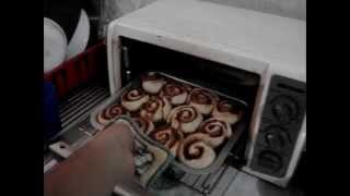 Cooking With Taco - Cinnamon Rolls