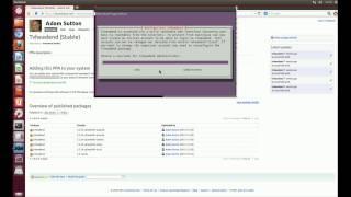 TV Headend in Ubuntu installieren und konfigurieren