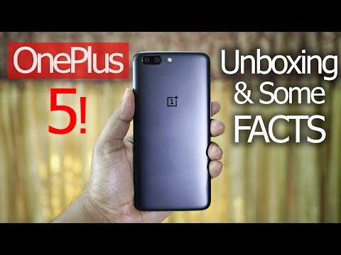 ONEPLUS 5 - Unboxing by a OP3T User || Some Facts About OP5 I Want To Tell You!!