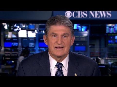 Sen. Joe Manchin on looming government shutdown