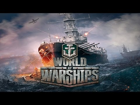 WorldOfWarships Тестим тестовый СЕРВЕР!