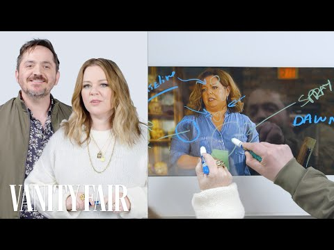 Melissa McCarthy and Ben Falcone Break a Down a Scene from Life of the Party | Vanity Fair