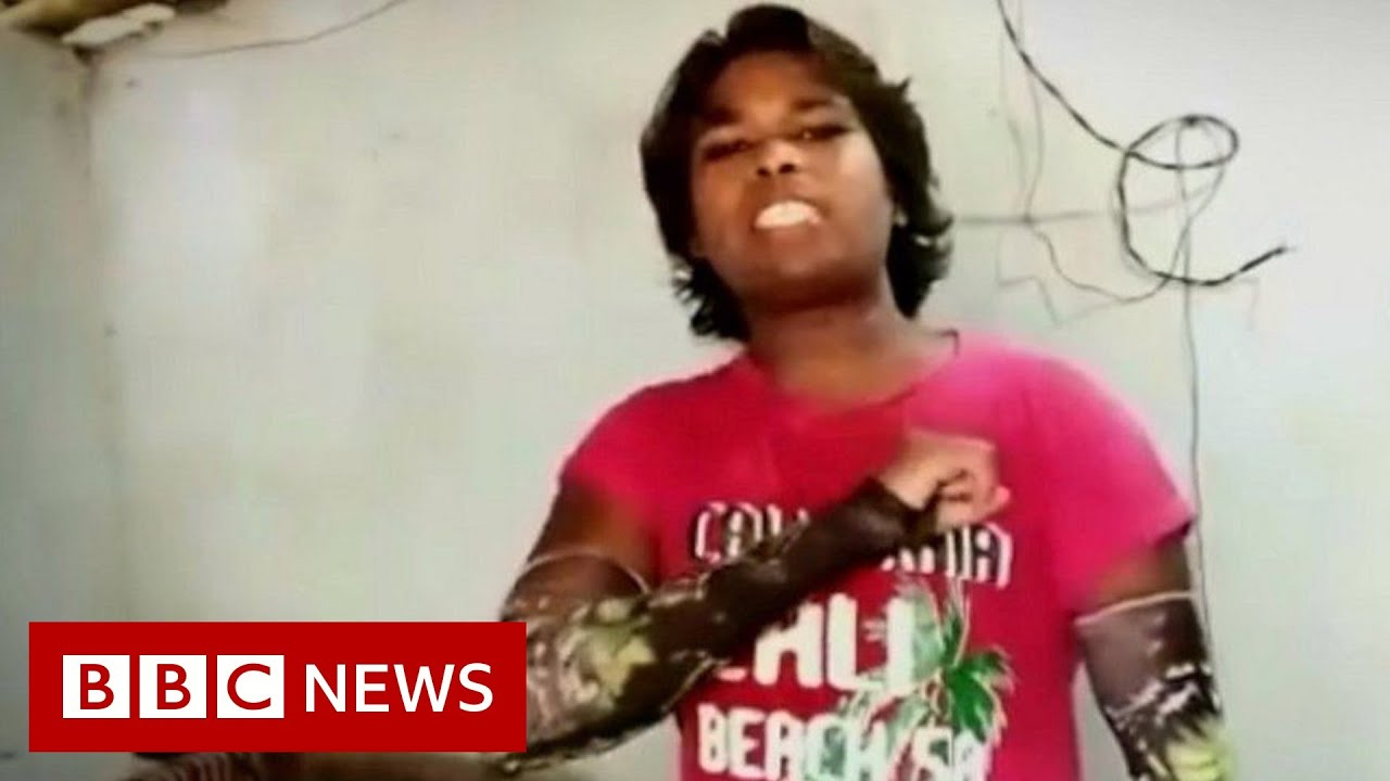 Rapper who refused Bollywood to become voice of poor - BBC News