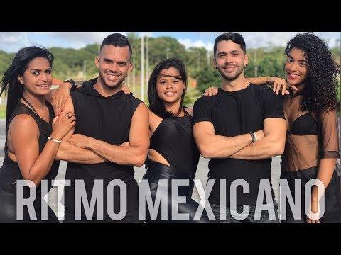 Ritmo mexicano - Mc GW / Coreografia - professorzINHO