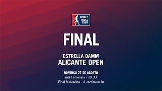 Final Estrella Damm Alicante Open 2017 | World Padel Tour
