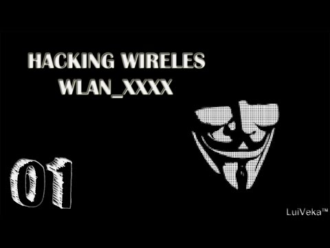 HACKING WIFI -  REDES WLAN_XXXX|FASE ANALISIS| HACKING WIRELES|2016|