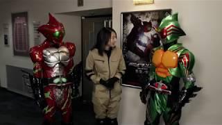 『仮面ライダーアマゾンズ THE MOVIE 最後ノ審判』4D特別予告映像(WEB限定ver.)